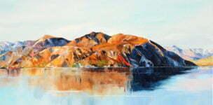 lake wanaka artwork